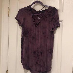 American Eagle Tye Dye shirt